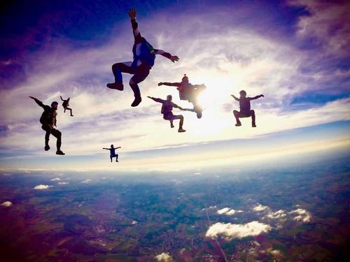 filipe dos santos mendes sky dive jump risk danger