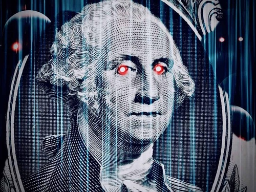 Dark Web Dark Net Danger Beware Money